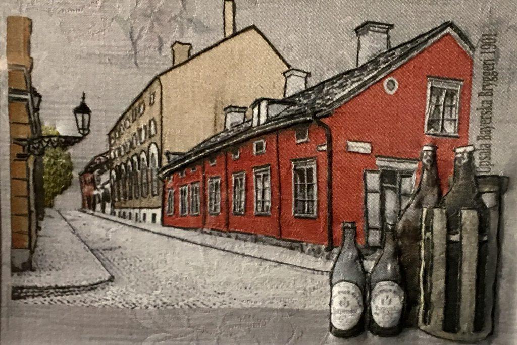 Uppsala Bayerska bryggeri 1855-1865