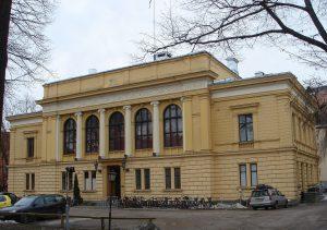 Östgöta nationshus på Trädgårdsgatan